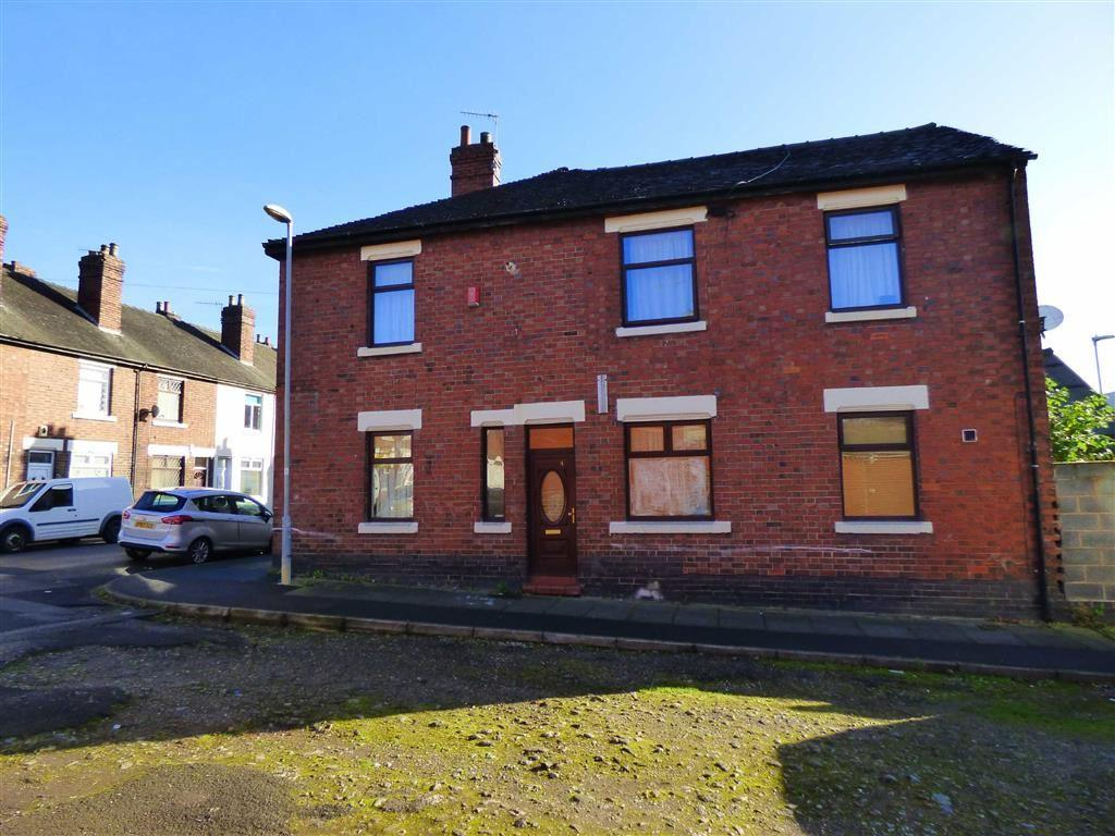 3 Bedrooms End Of Terrace House for sale in Perth Street, Fenton