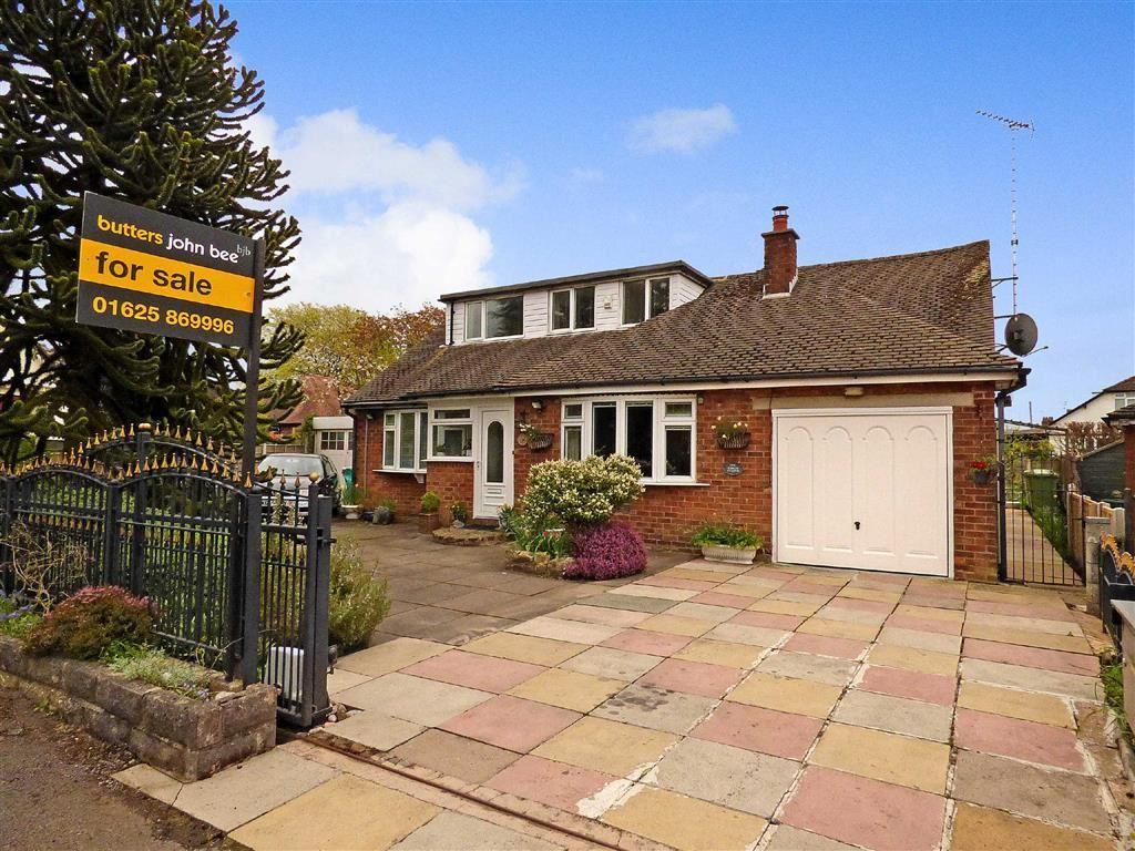 4 Bedrooms Detached Bungalow for sale in Larch Avenue, Macclesfield, Cheshire