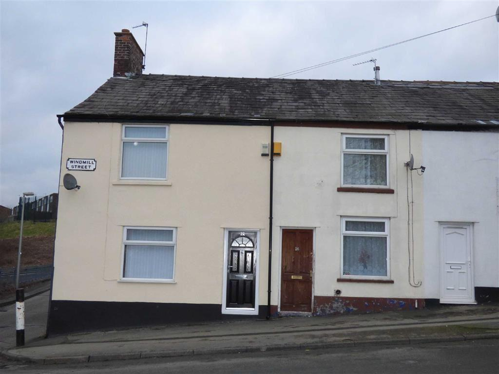 3 Bedrooms End Of Terrace House for sale in Windmill Street, Macclesfield, Cheshire