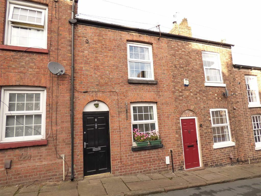 2 Bedrooms Terraced House for sale in Half Street, Macclesfield, Cheshire