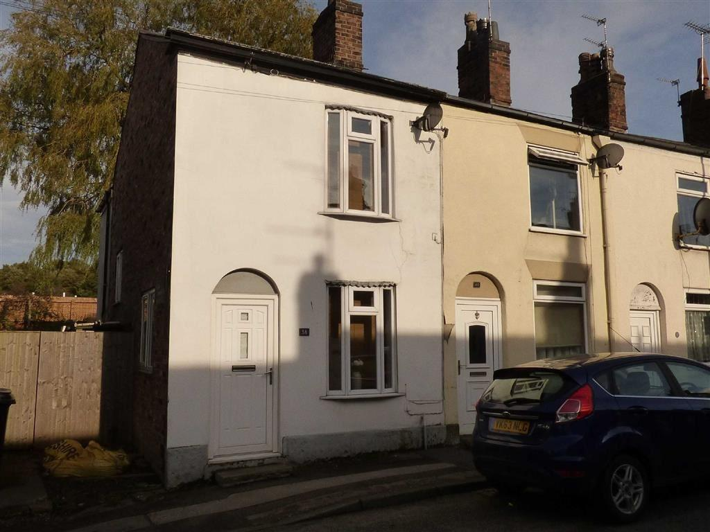 2 Bedrooms End Of Terrace House for sale in Byrons Lane, Macclesfield, Cheshire