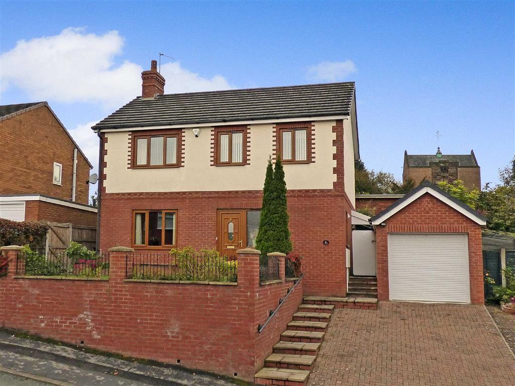 3 Bedrooms Detached House for sale in Sherwood Road, Macclesfield, Cheshire