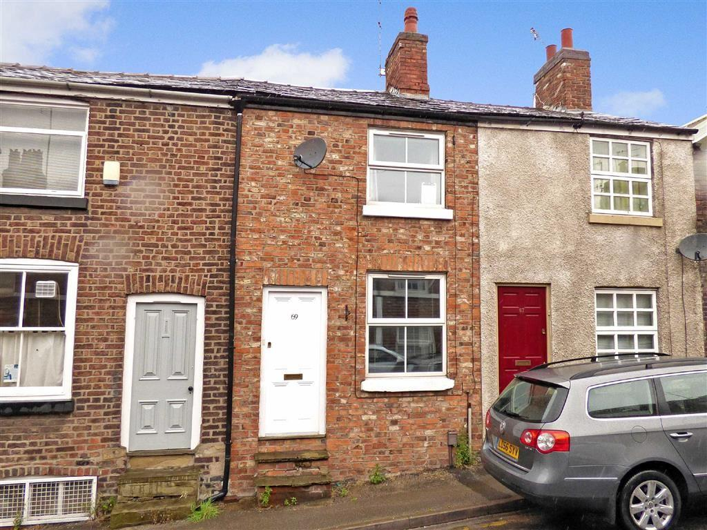 2 Bedrooms Terraced House for sale in Bridge Street, Macclesfield, Cheshire