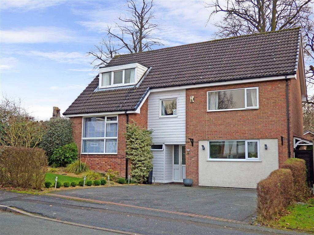 4 Bedrooms Detached House for sale in Arbour Crescent, Macclesfield