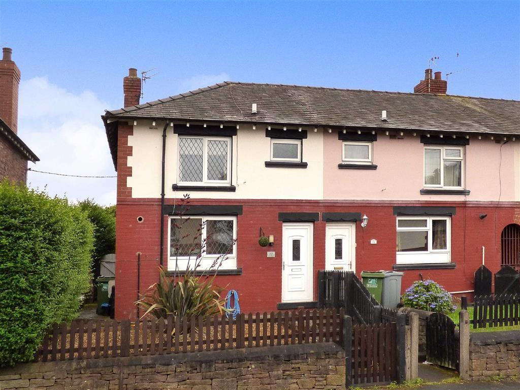 2 Bedrooms End Of Terrace House for sale in Hulme Square, Macclesfield, Cheshire