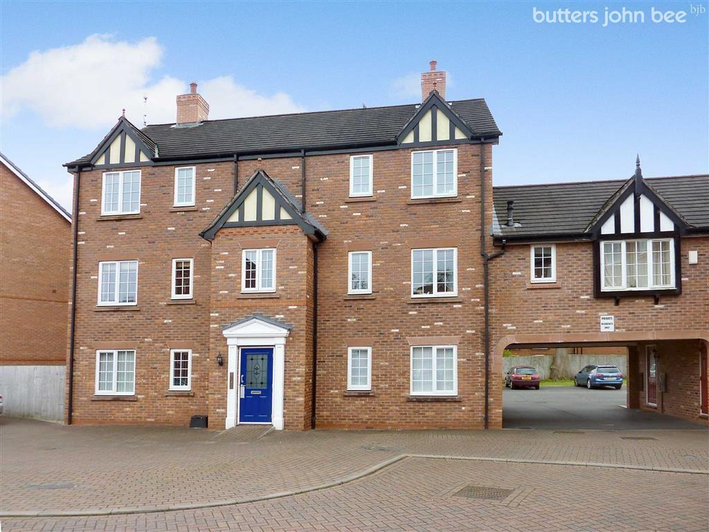 1 Bedroom Apartment Flat for sale in Sutton Close, Nantwich