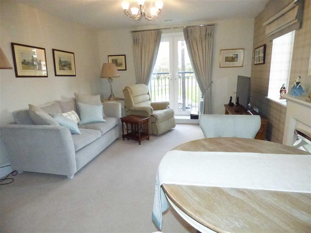 1 Bedroom Retirement Property for sale in Knutton Road, Wolstanton, Newcastle-under-Lyme