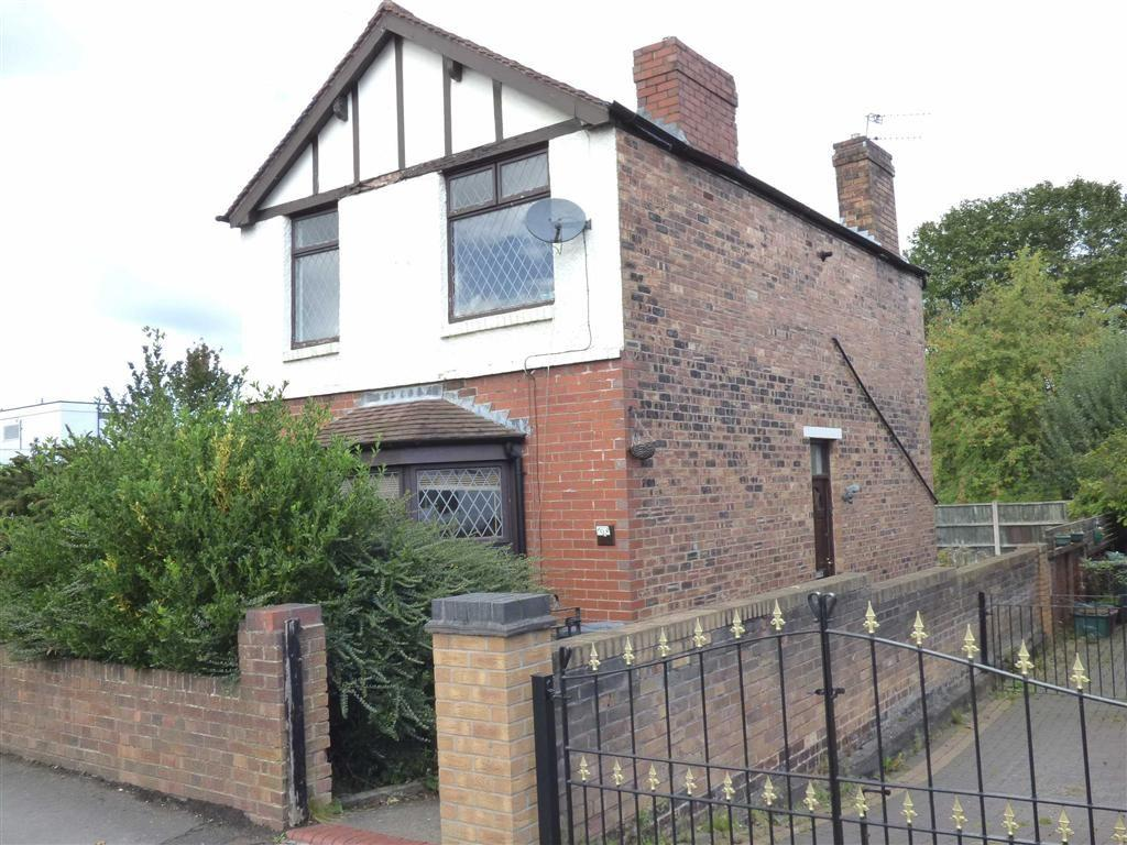 3 Bedrooms Detached House for sale in High Street, Silverdale, Newcastle-under-Lyme