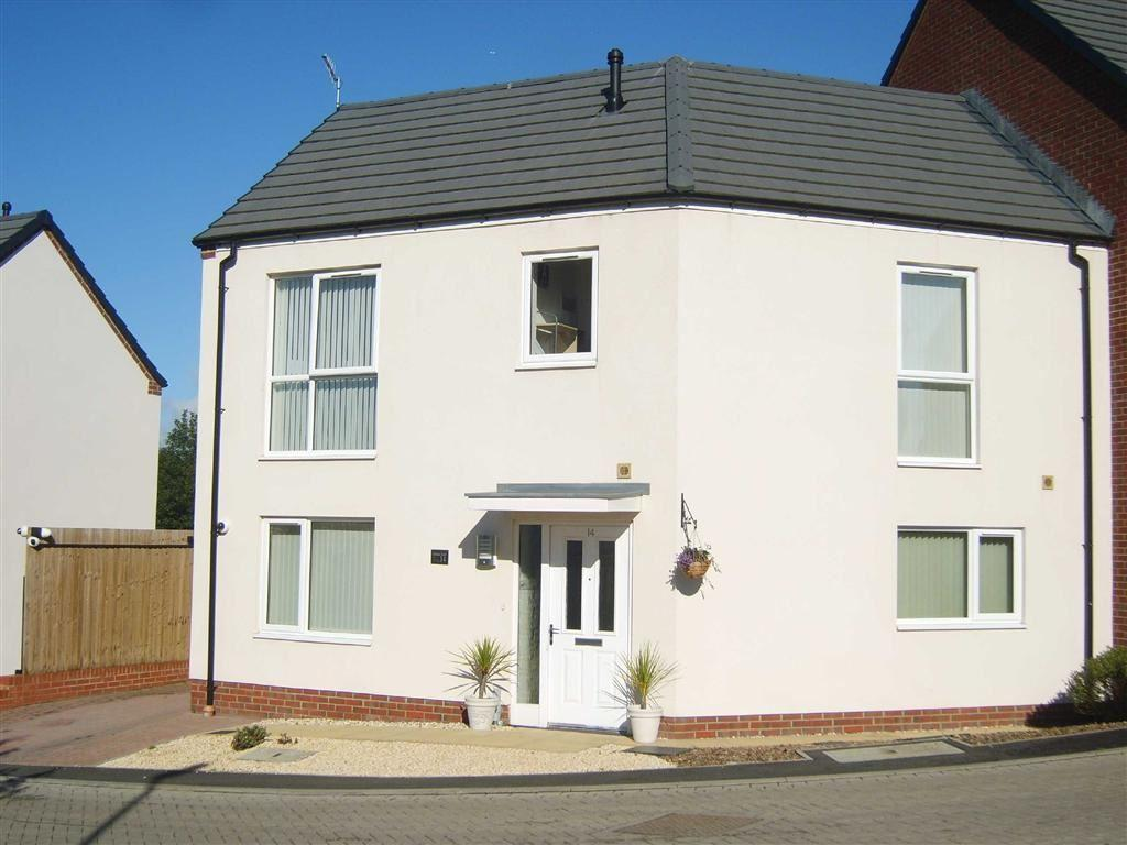 3 Bedrooms Semi Detached House for sale in Crusader Road, Newcastle-under-Lyme
