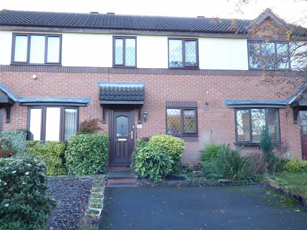 2 Bedrooms Terraced House for sale in Armstrong Avenue, Beaconside, Stafford