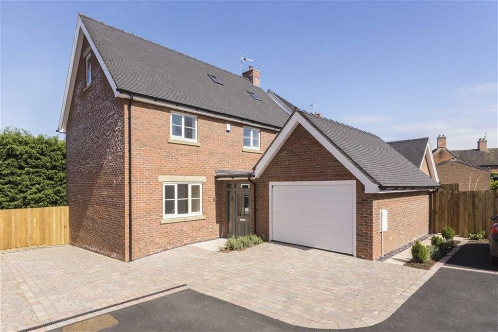 5 Bedrooms Detached House for sale in Green Farm Meadows, Seighford, Stafford