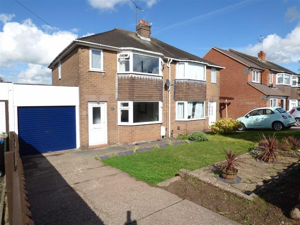 2 Bedrooms Semi Detached House for sale in Witney Road, Baswich, Stafford