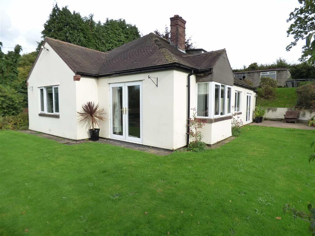 4 Bedrooms Detached Bungalow for sale in Fair Oak, Eccleshall, Stafford