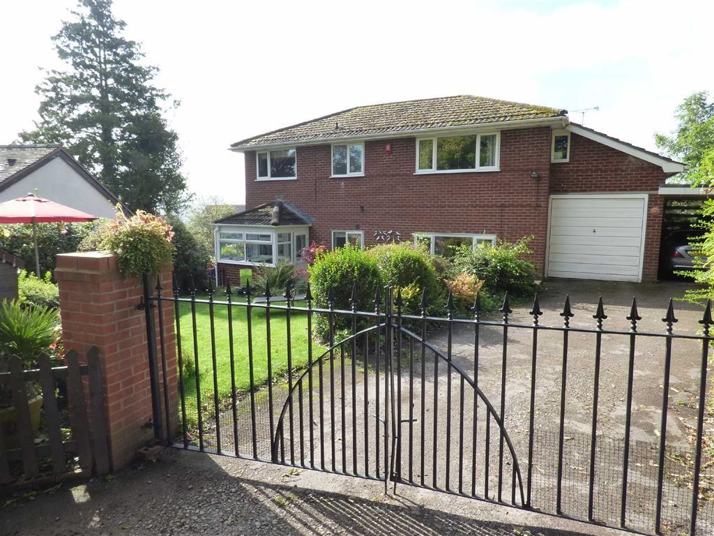 4 Bedrooms Detached House for sale in Main Road, Little Haywood, Stafford