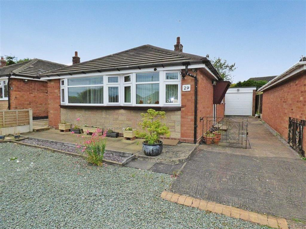 2 Bedrooms Detached Bungalow for sale in Cowley Lane, Gnosall, Stafford