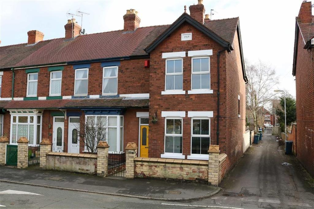 3 Bedrooms End Of Terrace House for sale in Cambridge Street, Stafford