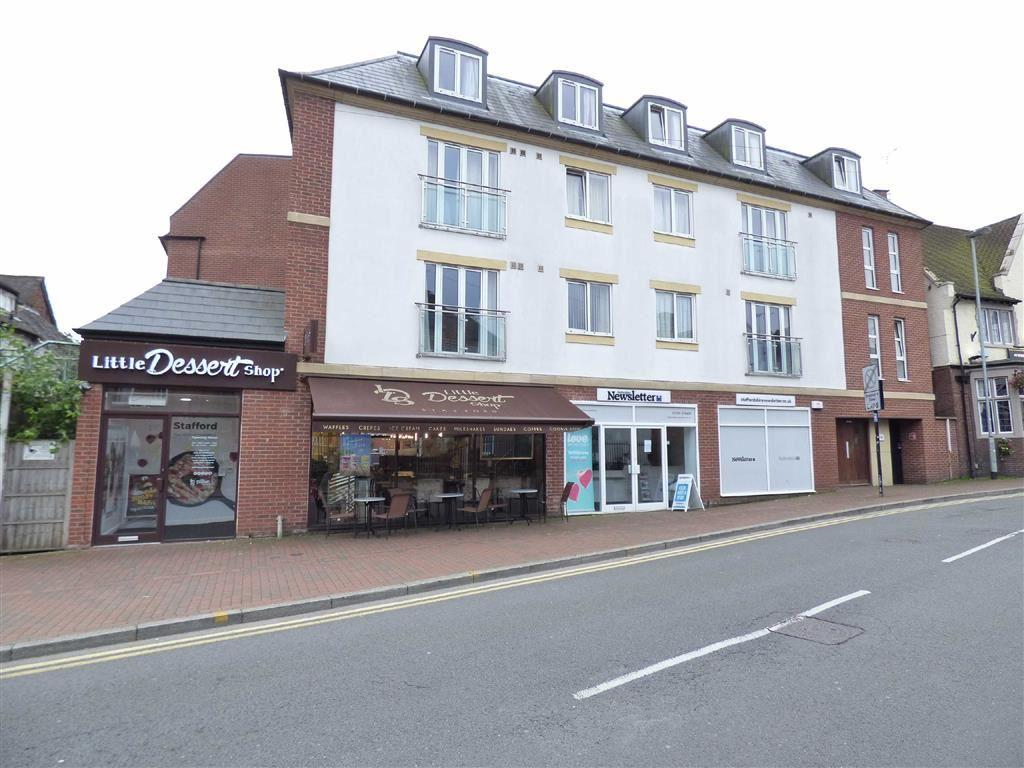 1 Bedroom Apartment Flat for sale in Mill Bank, Stafford