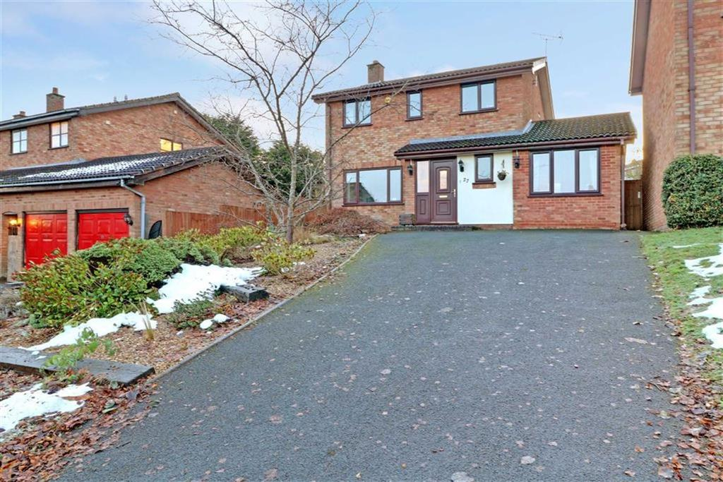 4 Bedrooms Detached House for sale in Ludford Drive, Stirchley, Telford, Shropshire