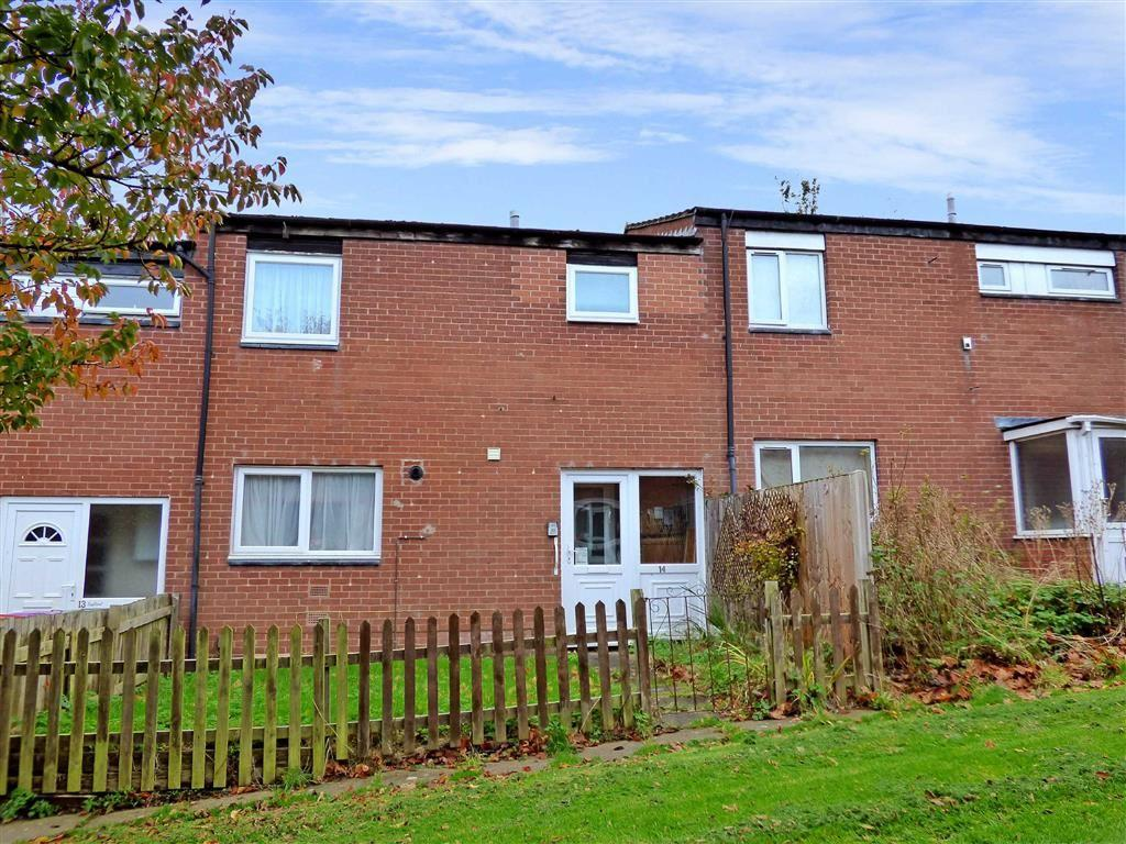 3 Bedrooms Terraced House for sale in Brereton, Telford, Shropshire