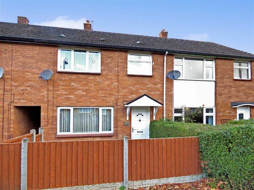 3 Bedrooms Terraced House for sale in Poplar Close, Madeley, Telford, Shropshire