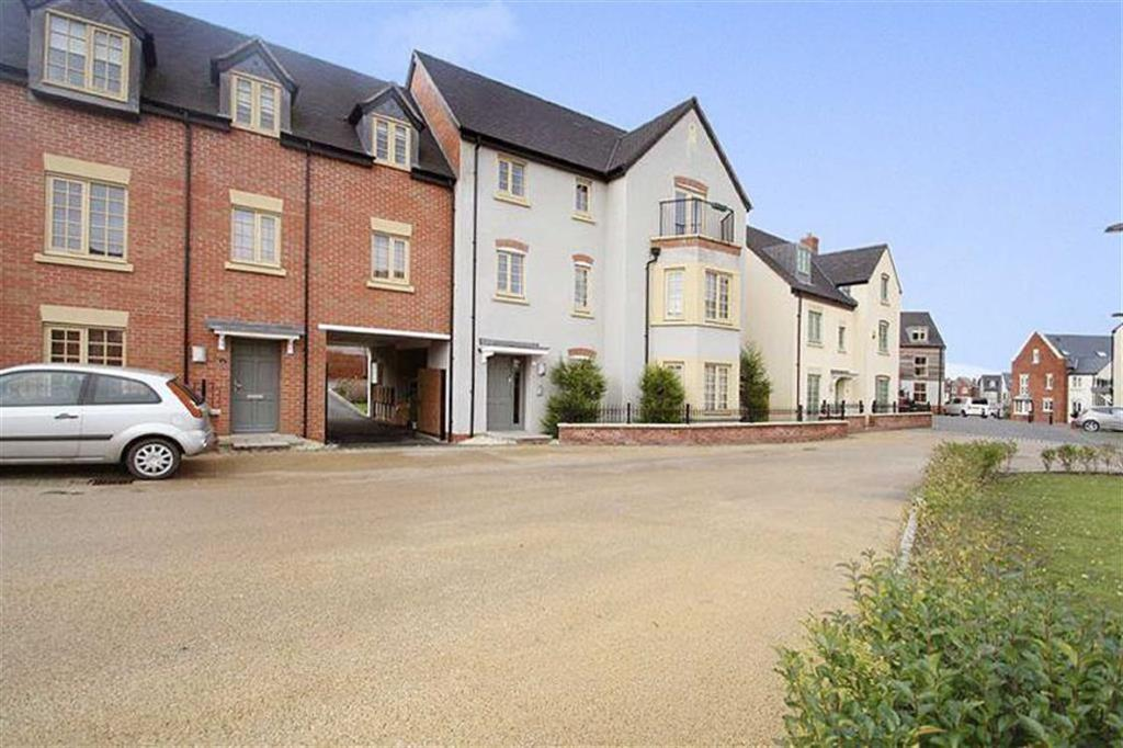 2 Bedrooms Apartment Flat for sale in St Johns Walk, Lawley Village, Telford, Shropshire