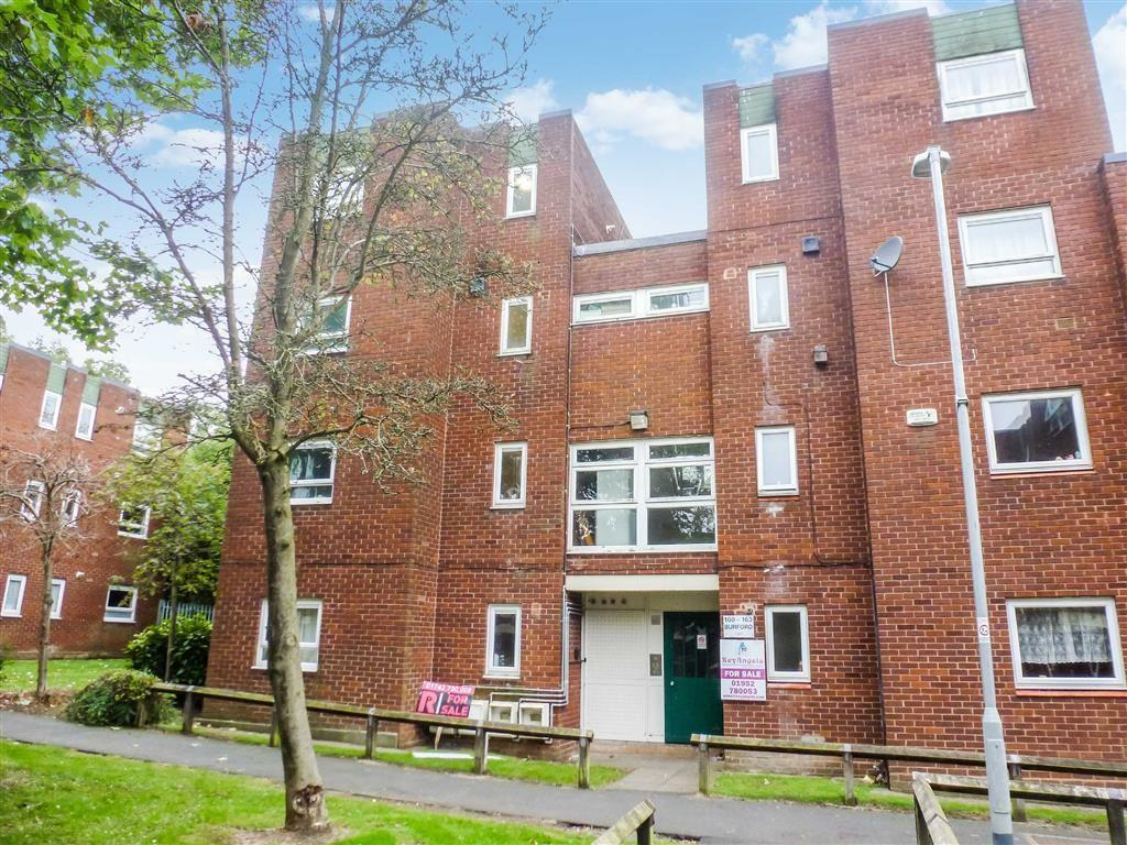 2 Bedrooms Flat for sale in Burford, Telford, Telford, Shropshire