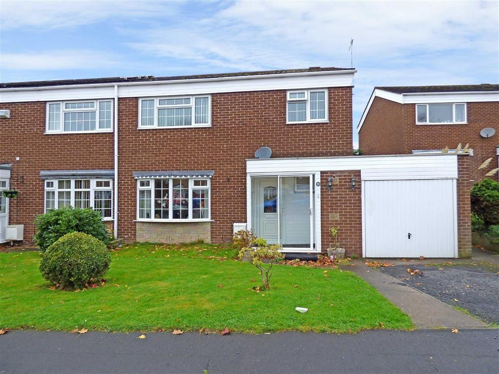 3 Bedrooms Semi Detached House for sale in Churchway, Stirchley, Telford, Shropshire