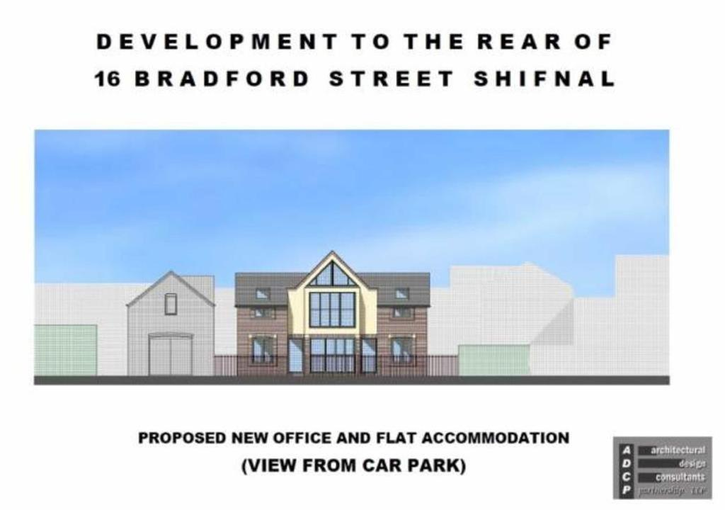 Land Commercial for sale in Bradford Street, Shifnal, Shropshire