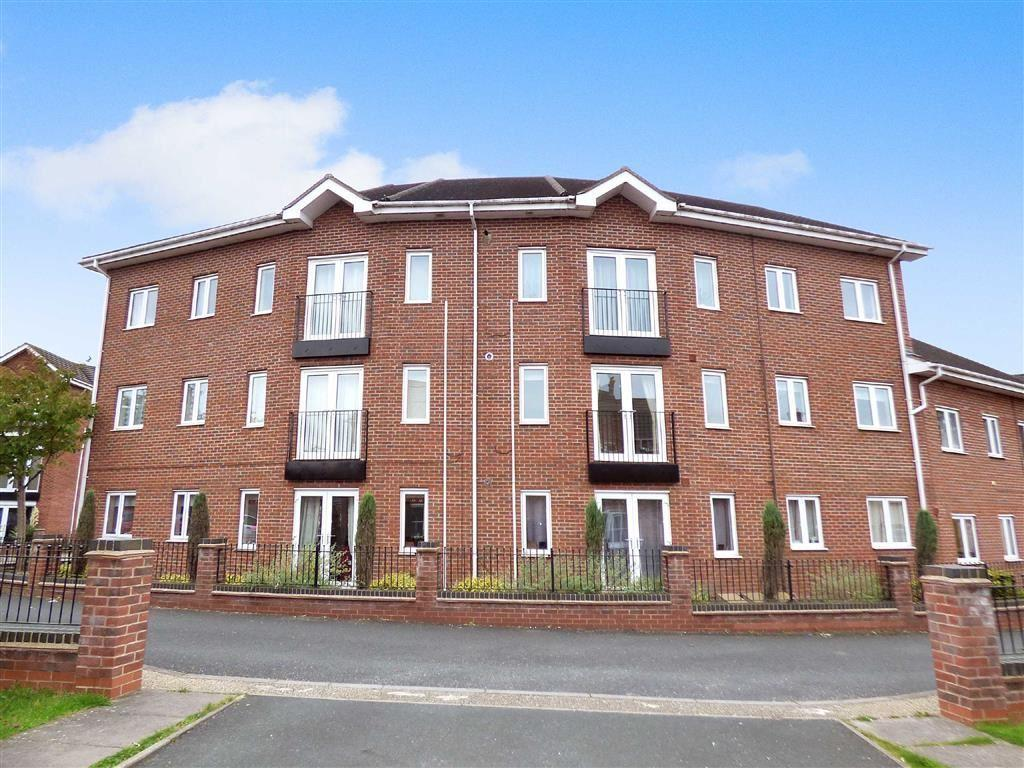 2 Bedrooms Apartment Flat for sale in Bickerstaff Court, Wellington, Telford, Shropshire