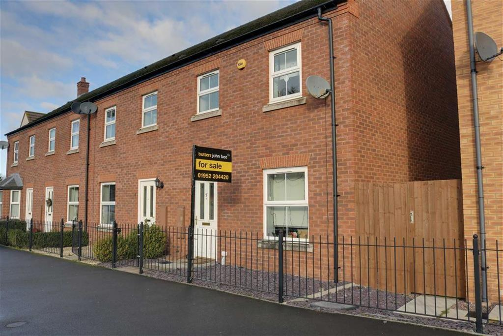 3 Bedrooms Terraced House for sale in Sankey Drive, Telford, Shropshire