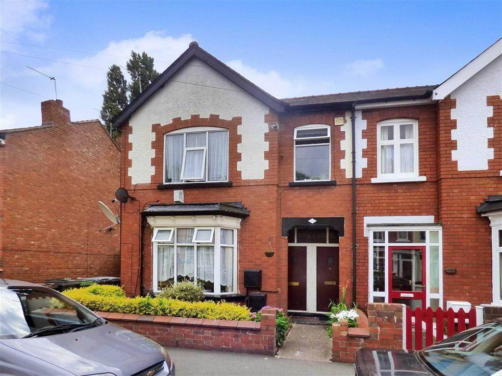 1 Bedroom Semi Detached House for sale in Bamford Road, Wolverhampton