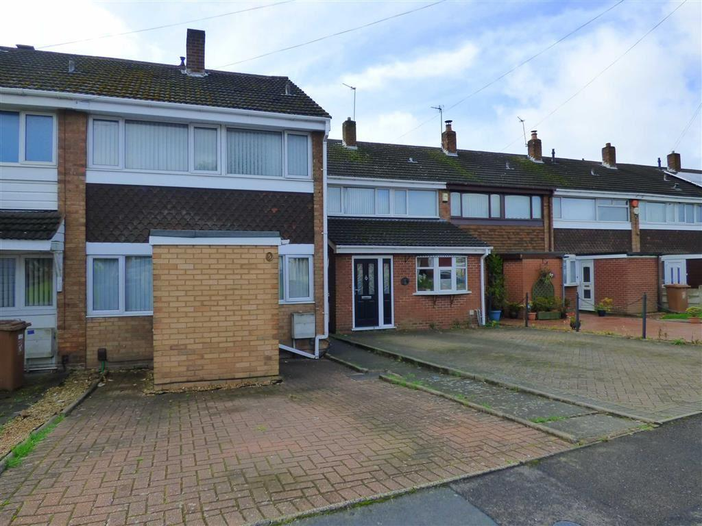3 Bedrooms End Of Terrace House for sale in The Hayes, Willenhall, West Midlands