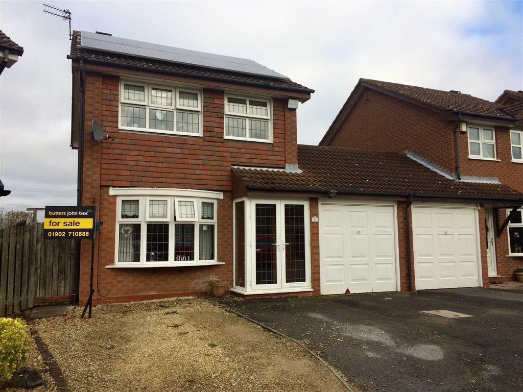 3 Bedrooms Link Detached House for sale in Gatcombe Close, Wolverhampton