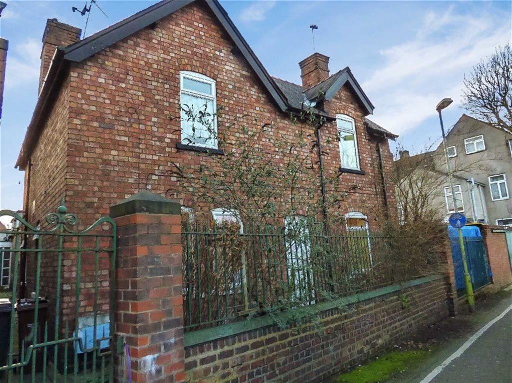 3 Bedrooms Detached House for sale in Molineux Alley, Wolverhampton