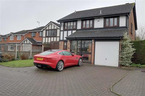 4 bedroom detached house for sale - Camrose Gardens, Wolverhampton
