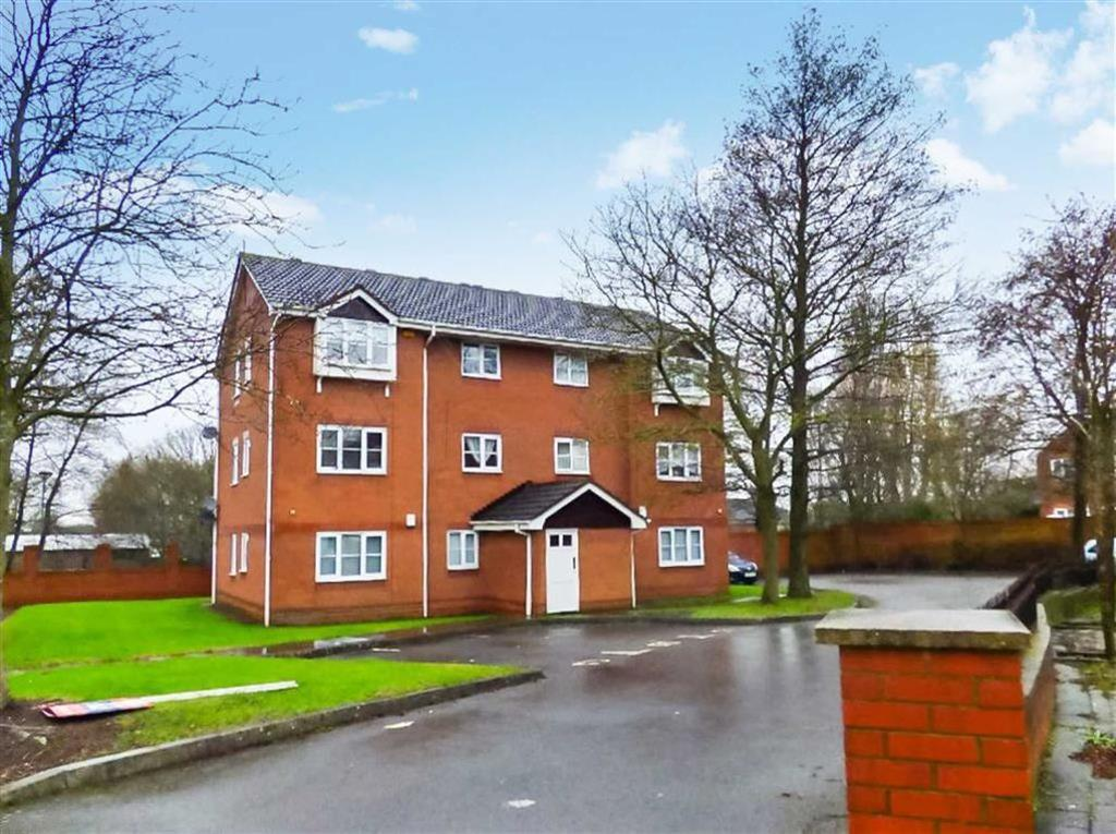 2 Bedrooms Apartment Flat for sale in Weston Drive, Bilston, West Midlands
