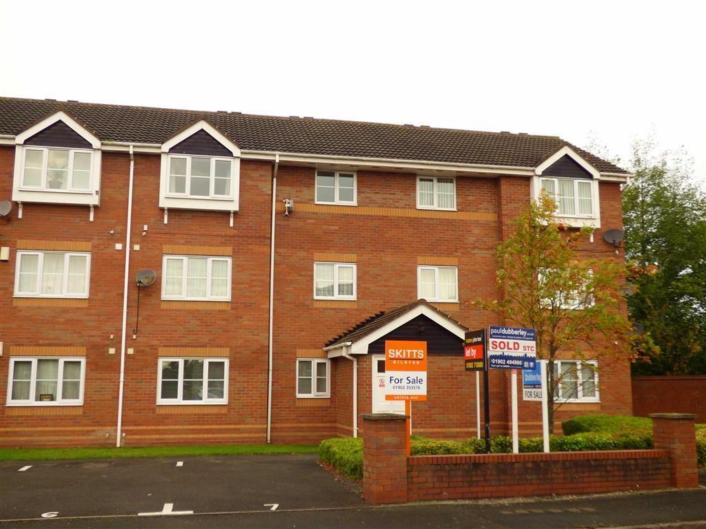 2 Bedrooms Flat for sale in Morville Croft, Bilston, West Midlands
