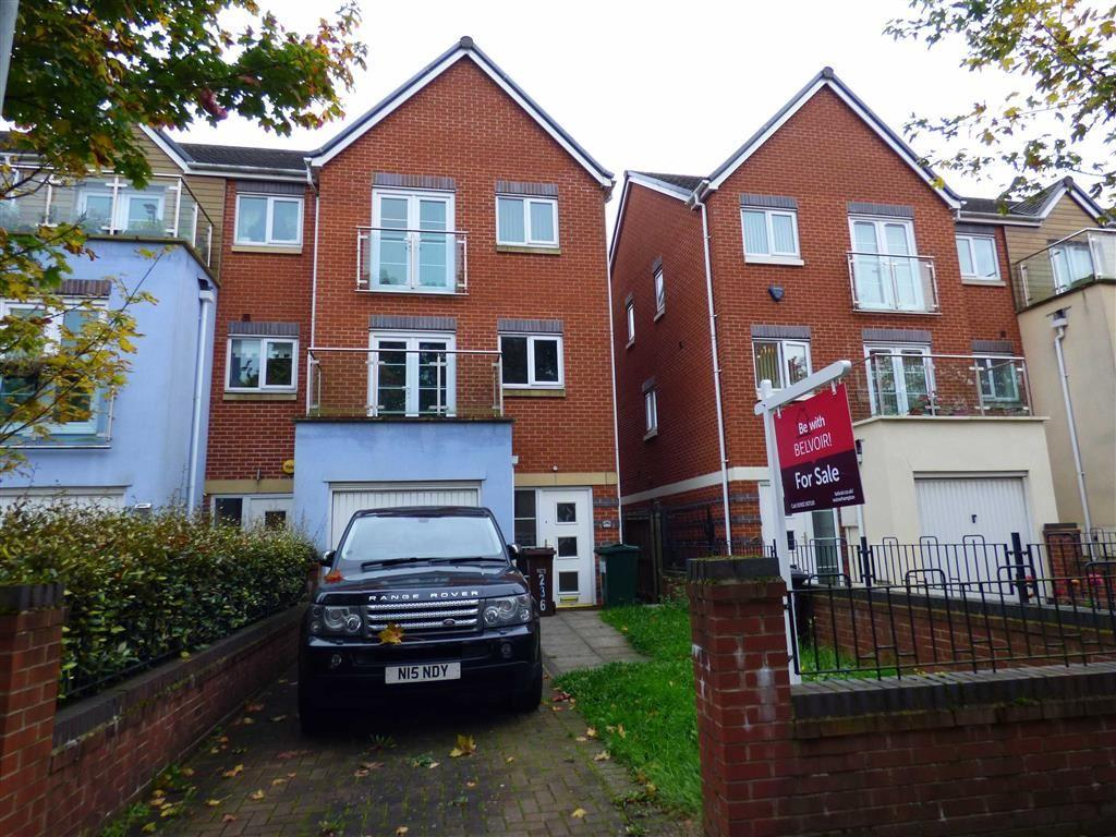 3 Bedrooms Town House for sale in Willenhall Road, Wolverhampton