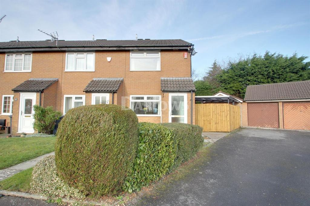 2 Bedrooms End Of Terrace House for sale in Digby Close