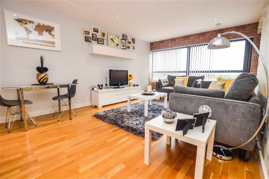 1 Bedroom Apartment Flat for sale in Millennium Point, Salford Quays, Greater Manchester, M50