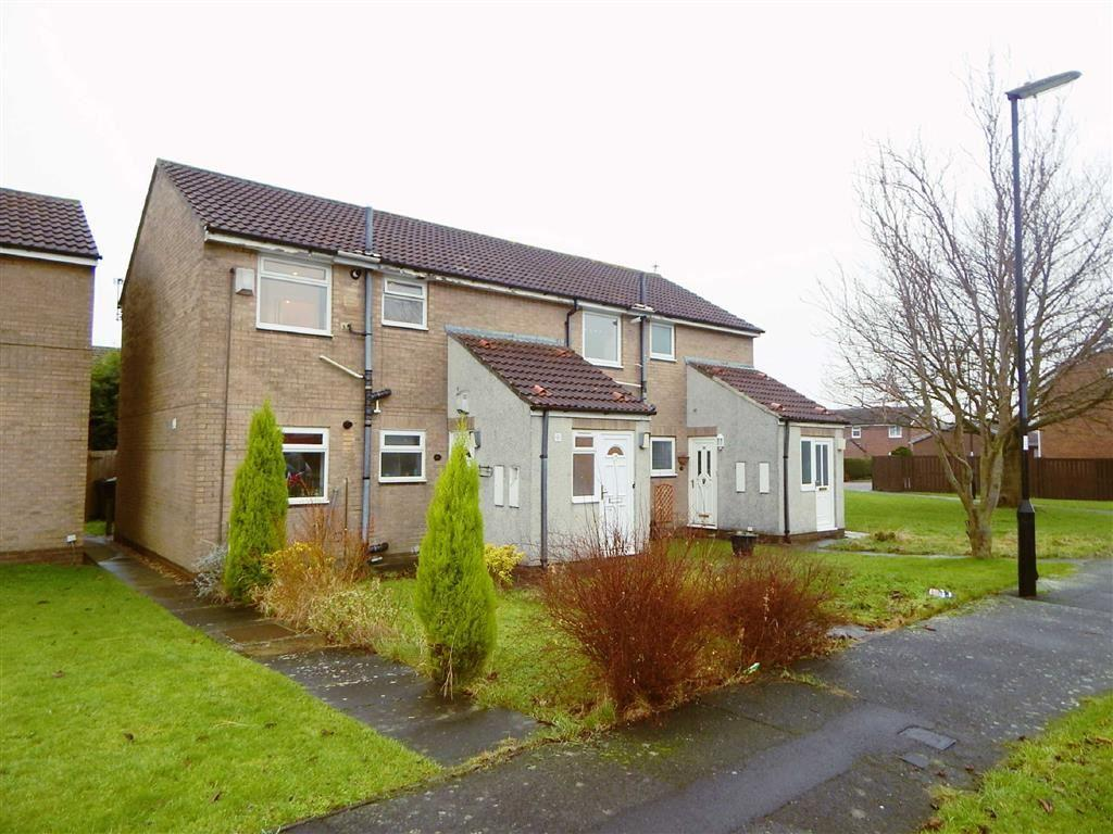 1 Bedroom Apartment Flat for sale in Ryedale, Hadrian Lodge West, Wallsend, NE28