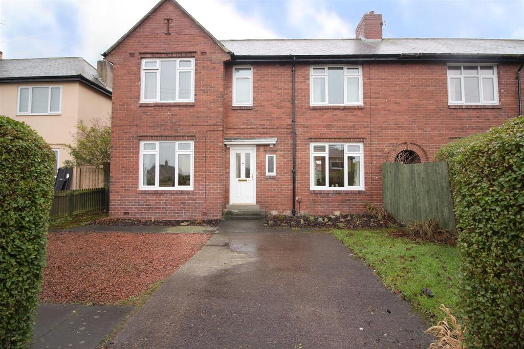 4 Bedrooms Semi Detached House for sale in Elmsford Grove, Benton, Newcastle Upon Tyne