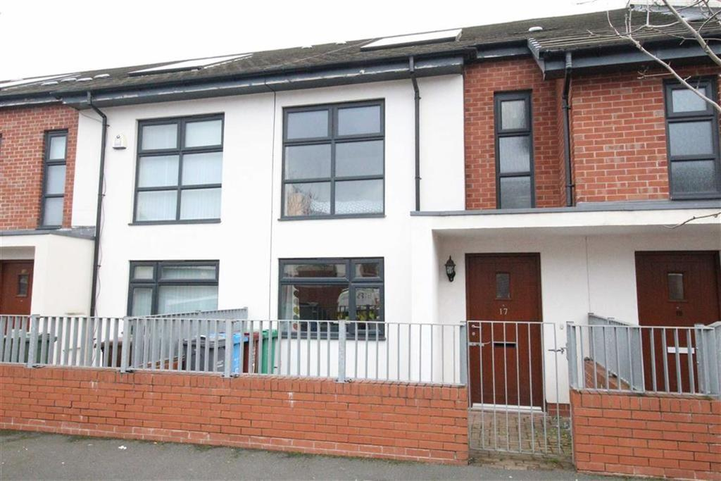 3 Bedrooms Terraced House for sale in Sunshine Place, Fallowfield, Manchester