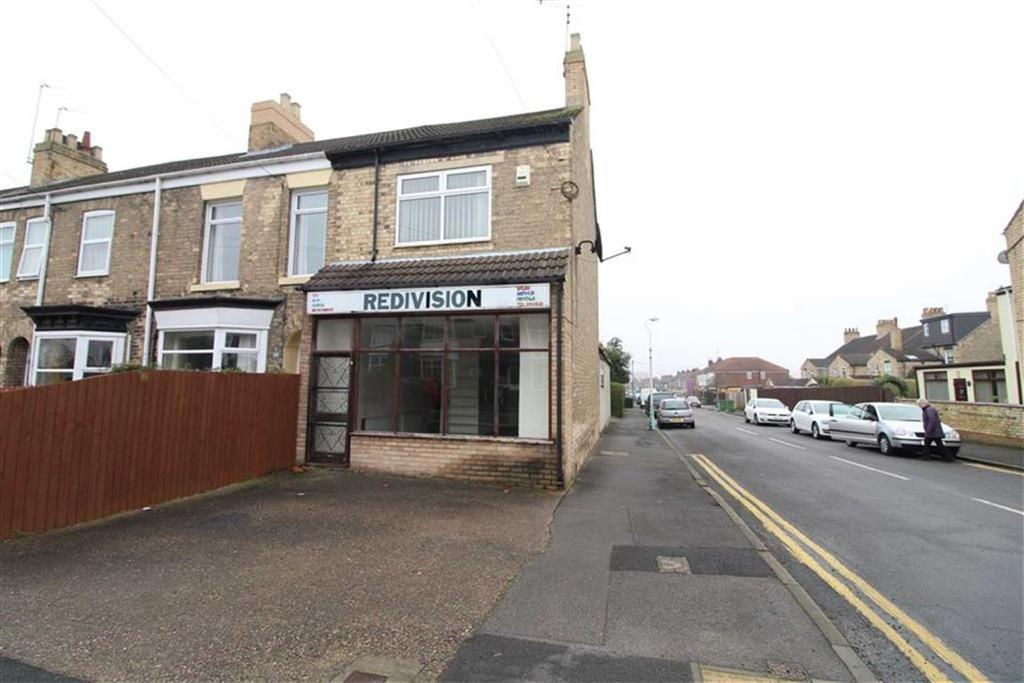 2 Bedrooms End Of Terrace House for sale in Beverley Road, Hessle