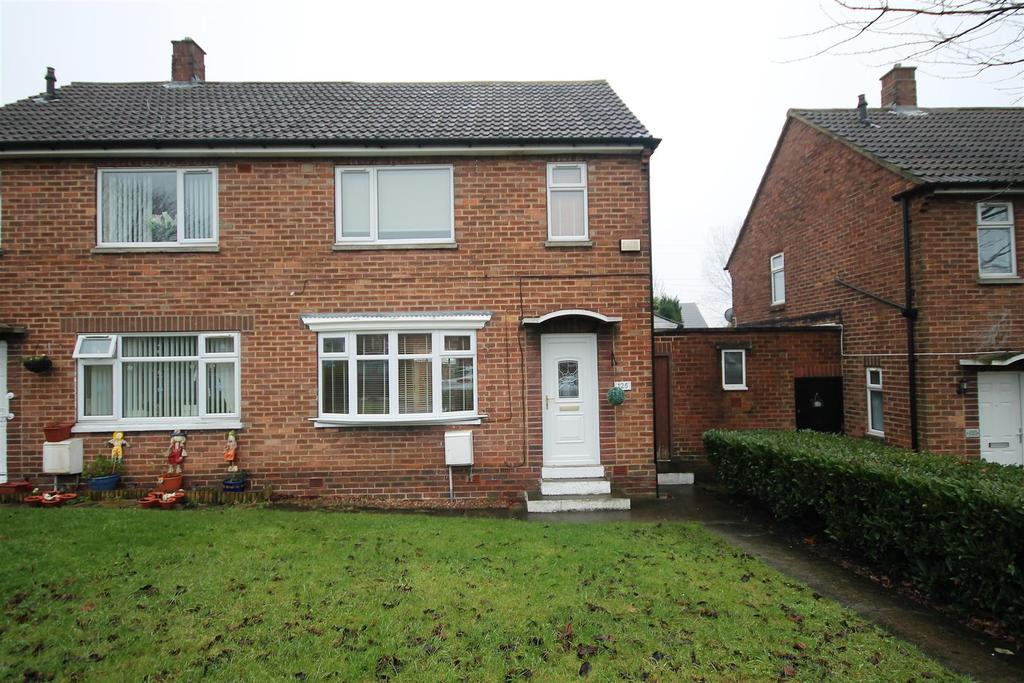 2 Bedrooms Semi Detached House for sale in Meadow Road, Trimdon, Trimdon Station