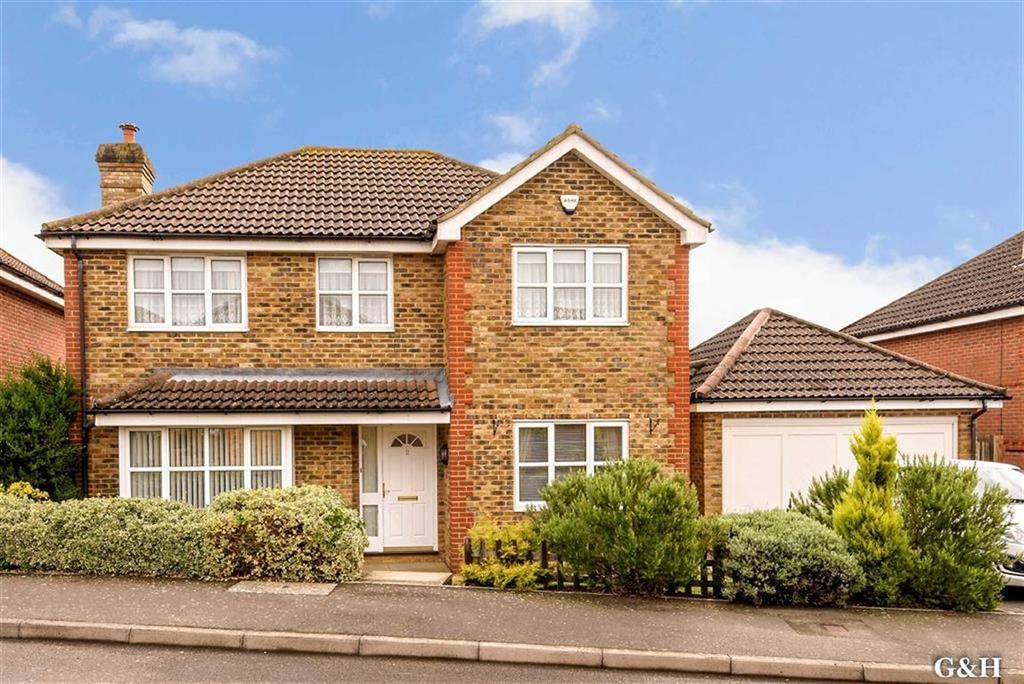 4 Bedrooms Detached House for sale in Mount View, Ashford, Kent