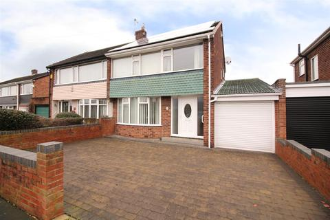3 bedroom semi-detached house for sale - Cranwell Drive, Wideopen, Newcastle Upon Tyne