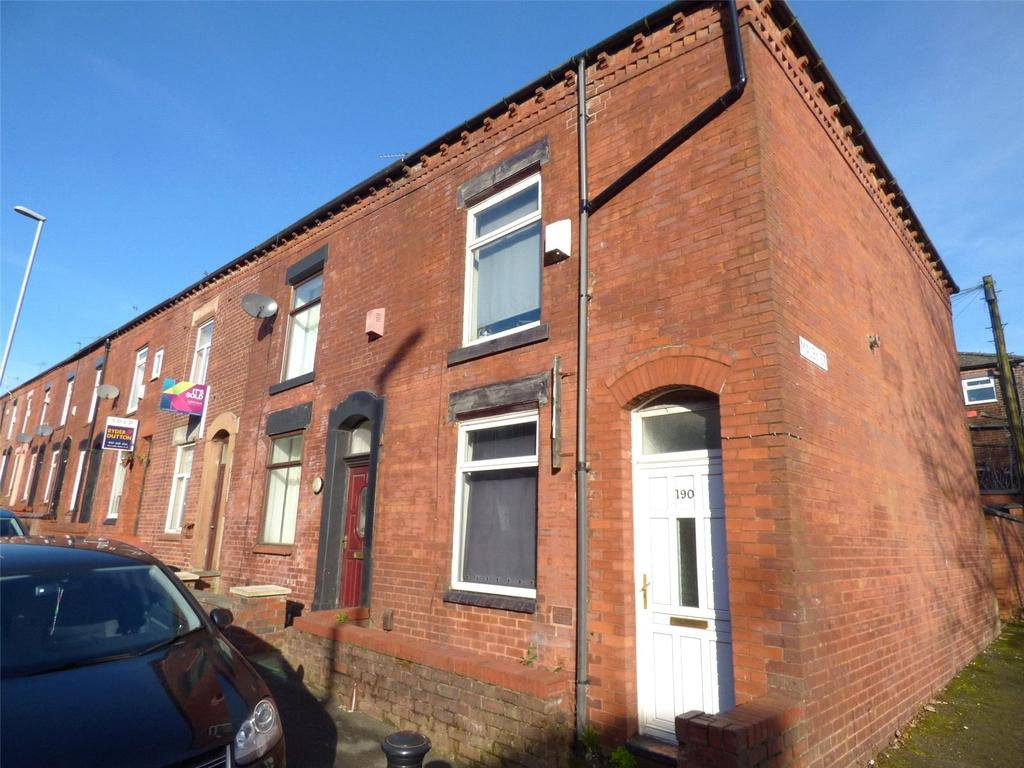 2 Bedrooms House for sale in Horsedge Street, Oldham, Greater Manchester, OL1