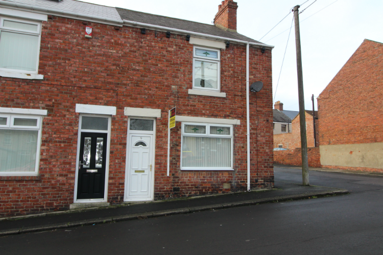 2 Bedrooms End Of Terrace House for sale in 9 Parmeter Street South Moor, Stanley DH9