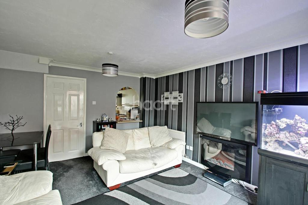2 Bedrooms Terraced House for sale in Barton Hills